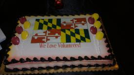 Volunteers are a gift to our community!